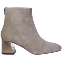 Zapatos Mujer Botines Up To You 4306 Kaki gris gris