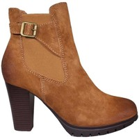 Zapatos Mujer Botines Sonnax 26134 camel camel