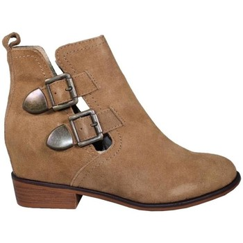 Zapatos Mujer Botines Sonnax 21104 camel camel