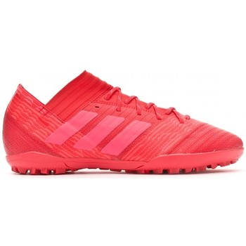 Zapatos Fútbol adidas Performance Nemeziz Tango 17.3 Turf Real coral-Red zest-Core black