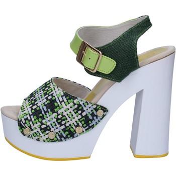 Zapatos Mujer Sandalias Suky Brand AC489 verde