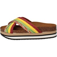 Zapatos Mujer Chanclas 5 Pro Ject AC589 multicolor