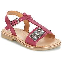 Zapatos Niña Sandalias Mod'8 ZAZIE Rosa