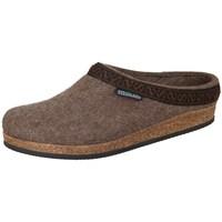 Zapatos Mujer Pantuflas Stegmann Brown Wollfilz Marrón
