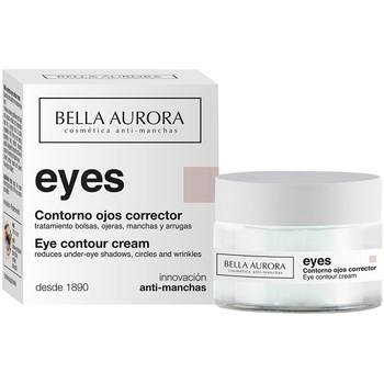 Belleza Mujer Hidratantes & nutritivos Bella Aurora Eyes Contorno Ojos Multi-corrector  15 ml