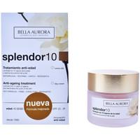 Belleza Mujer Antiedad & antiarrugas Bella Aurora Splendor 10 Tratamiento Anti-edad Spf20  50 ml