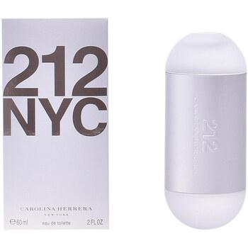 Belleza Mujer Agua de Colonia Carolina Herrera 212 Nyc For Her Edt Vaporizador  60 ml