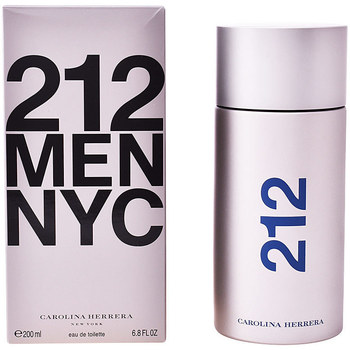 Belleza Hombre Agua de Colonia Carolina Herrera 212 Nyc Men Eau De Toilette Vaporizador  200 ml