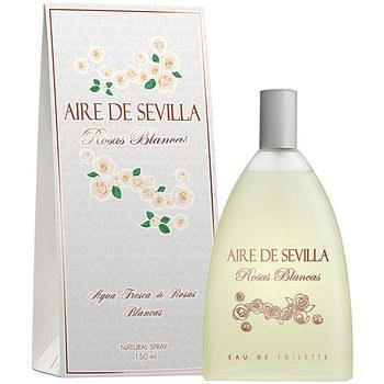 Belleza Mujer Agua de Colonia Aire Sevilla Rosas Blancas Edt Vaporizador  150 ml