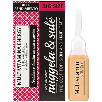 Belleza Champú Nuggela & Sulé Energy Ampollas Multivitaminas Nuggela & Sulé 10 ml