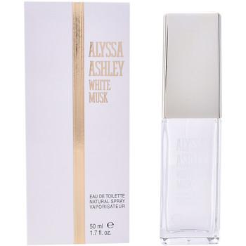 Belleza Mujer Agua de Colonia Alyssa Ashley White Musk Edt Vaporizador  50 ml