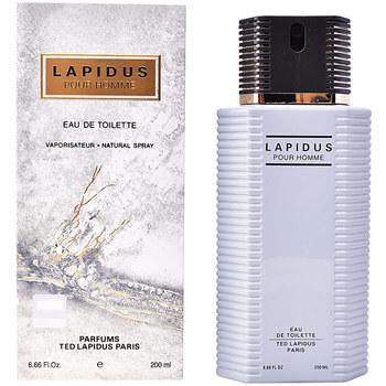 Belleza Hombre Agua de Colonia Ted Lapidus Edt Vaporizador 200  Ml 200 ml