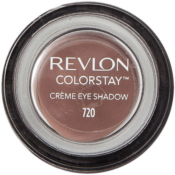 Belleza Mujer Sombra de ojos & bases Revlon Colorstay Creme Eye Shadow 24h 720-chocolate 4,8 g