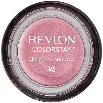 Belleza Mujer Sombra de ojos & bases Revlon Colorstay Creme Eye Shadow 24h 745-cherry Blossom 4,8 g
