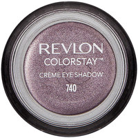 Belleza Mujer Sombra de ojos & bases Revlon Colorstay Creme Eye Shadow 24h 740-black Currant 1 u