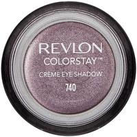 Belleza Mujer Sombra de ojos & bases Revlon Colorstay Creme Eye Shadow 24h 740-black Currant 4,8 g