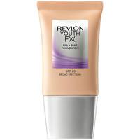 Belleza Mujer Base de maquillaje Revlon Youthfx Fill + Blur Foundation Spf20 330-natural Tan 30 ml