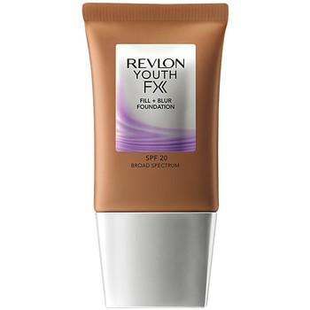 Belleza Mujer Base de maquillaje Revlon Youthfx Fill + Blur Foundation Spf20 400-caramel  30 ml