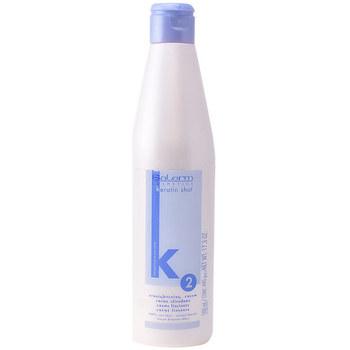Belleza Acondicionador Salerm Keratin Shot Straightening Cream  500 ml