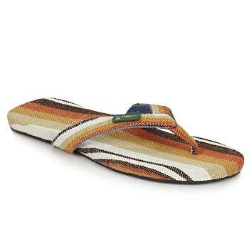 Zapatos Hombre Chanclas SoleRebels EASYRIDING Marrón