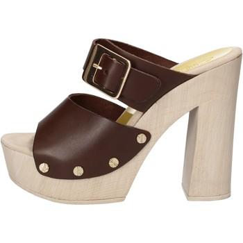 Zapatos Mujer Sandalias Suky Brand AC765 marrón