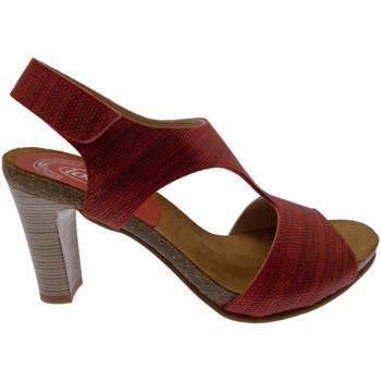 Zapatos Mujer Sandalias Calzaturificio Loren LOJ0833ne nero