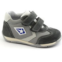 Zapatos Niños Zapatillas bajas Balocchi BAL-E18-483185-GR-a Grigio