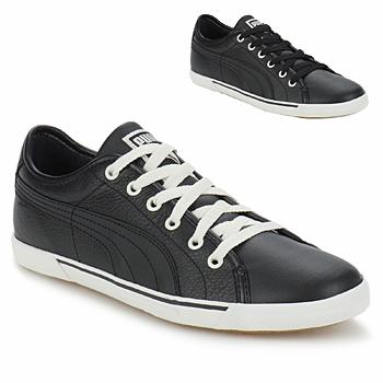 Zapatos Zapatillas bajas Puma BENECIO L.blk