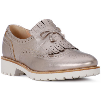 Zapatos Mujer Derbie Nero Giardini MP NERO GIARDINI  OXIGEN BRONZO Marrone