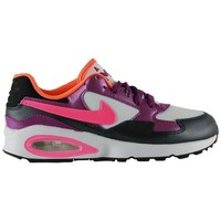 Zapatos Niños Running / trail Nike air max st (gs) 653819 102 1