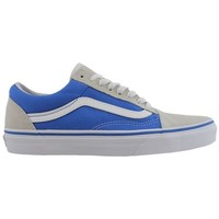 Zapatos Mujer Zapatos de skate Vans old skool french blue 19