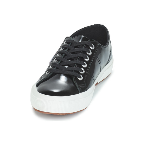 Zapatillas Superga Negro 2750 Zapatos leapatentw Mujer Bajas HWY9IED2