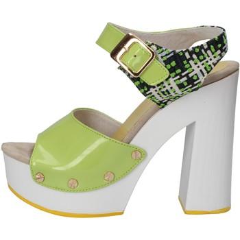 Zapatos Mujer Sandalias Suky Brand AC811 verde