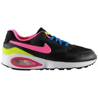 Zapatos Niños Running / trail Nike air max st (gs) 653819 006 38