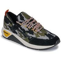 Zapatos Hombre Zapatillas bajas Diesel S-KBY Camuflaje