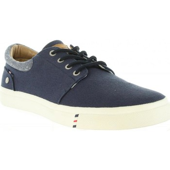 Zapatos Hombre Zapatillas bajas Wrangler WM171004 ICAN Azul