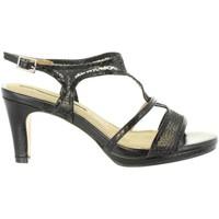 Zapatos Mujer Sandalias Maria Mare 66715 Negro