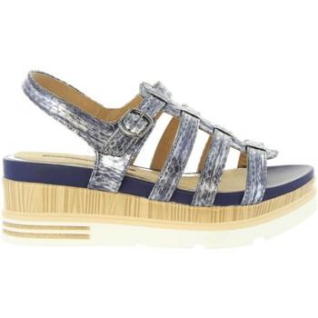 Zapatos Mujer Sandalias Maria Mare 66725 Azul