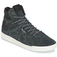 Zapatos Hombre Zapatillas altas Pepe jeans BTN 01 Marino