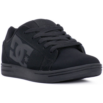 Zapatos Mujer Zapatos de skate DC Shoes 3BK SERIAL GRAFFIK BOYS Nero