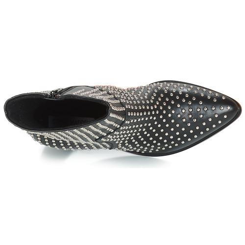Mujer Negro Steve Madden Zapatos Radley Botines l1KcFTJ