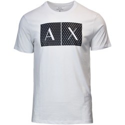 textil Hombre camisetas manga corta Armani Exchange 8NZTCK Z8H4Z Bianco