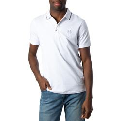 textil Hombre polos manga corta Armani Exchange 8NZF70 Z8M9Z Bianco
