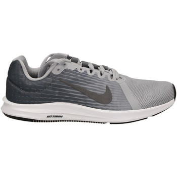 Zapatos Hombre Running / trail Nike DOWNSHIFTER 8 Gris