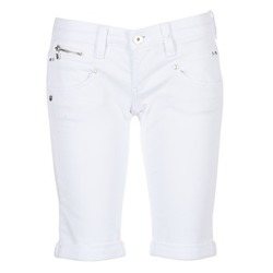 textil Mujer Shorts / Bermudas Freeman T.Porter BELIXA Blanco