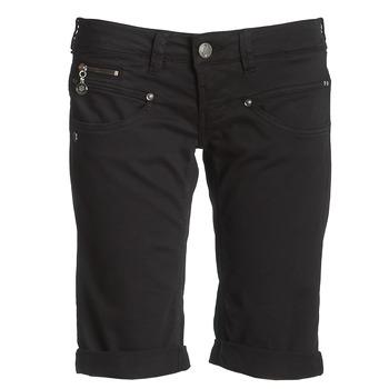 textil Mujer Shorts / Bermudas Freeman T.Porter BELIXA Negro