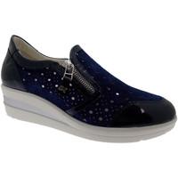 Zapatos Mujer Zapatos de tacón Melluso MWR20166bl blu