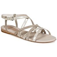Zapatos Mujer Sandalias Marc O'Polo PRAVA Beige / Plateado