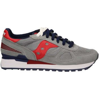 Zapatos Hombre Running / trail Saucony SHADOW ORIGINAL Gris