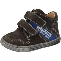 Zapatos Niño Zapatillas altas Balducci sneakers gris gamuza AD586 gris